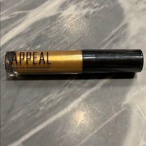 Appeal liquid eyeshadow (gold)